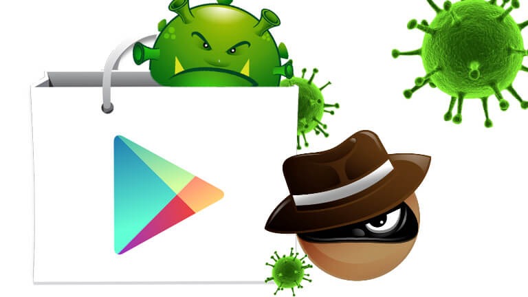 24 applications malware spyware android google play store