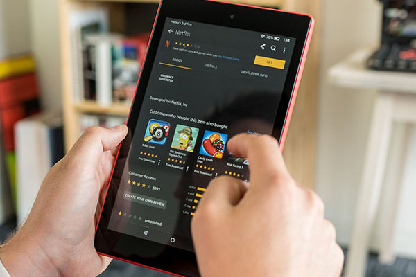 Tablette Amazon Fire 8