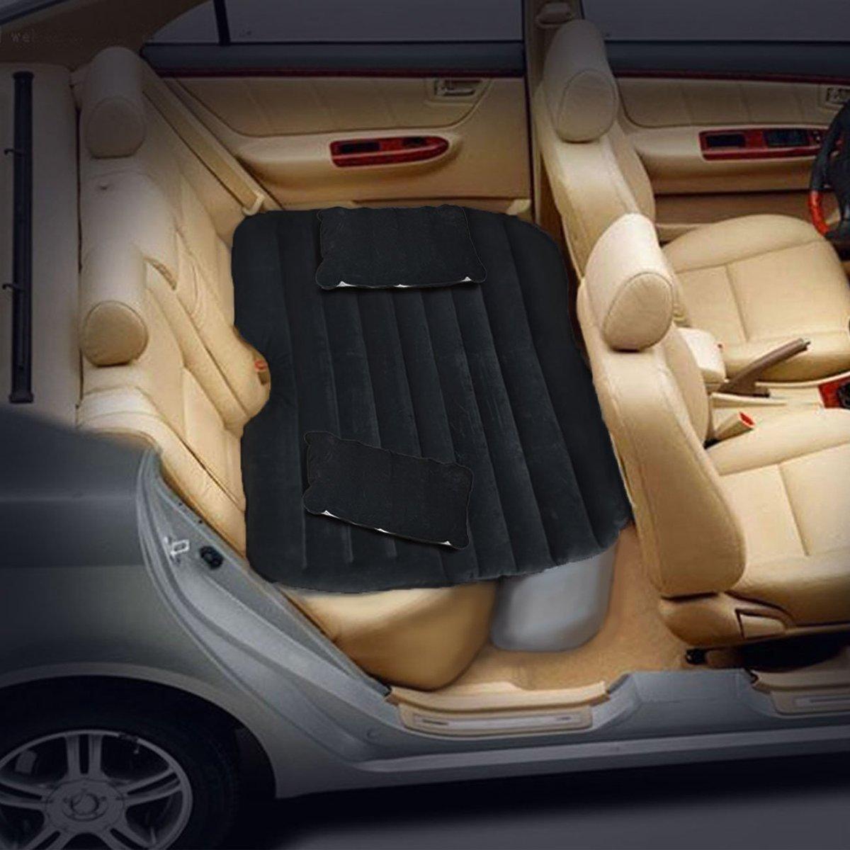 Faites une petite sieste dans le confort de votre voiture - Matelas pour voiture ...