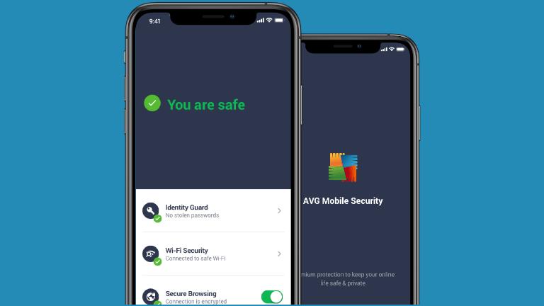 AVG Securité antivirus iPhone iPad iOS Apple