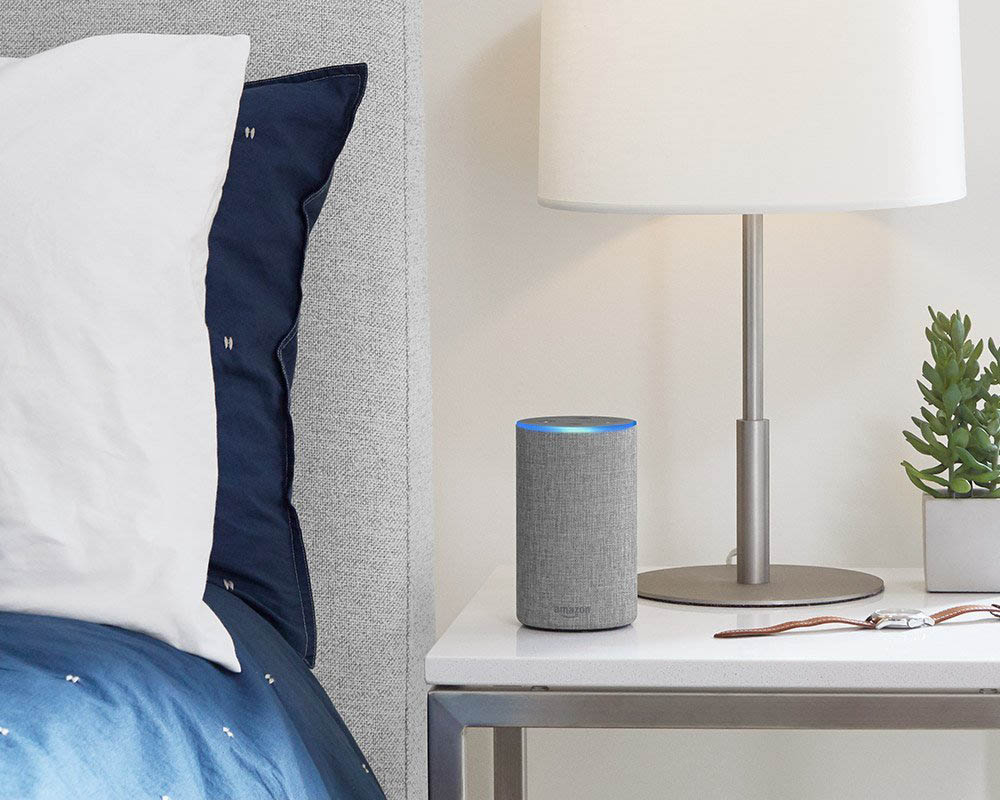 Amazon-Echo-haut-parleur-assistant-vocal-Alexa-Dot-Plus-Chambre