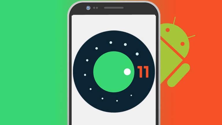 Android 11 téléphone intelligent nouvelles fonctions