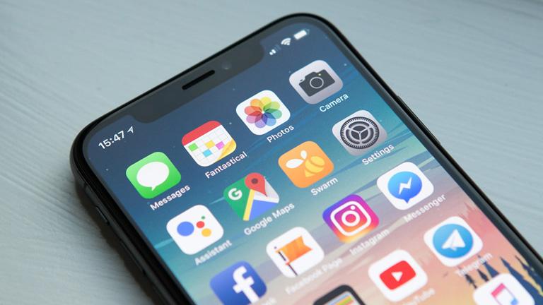 Apple iPhone iOs 13 mode de données réduites