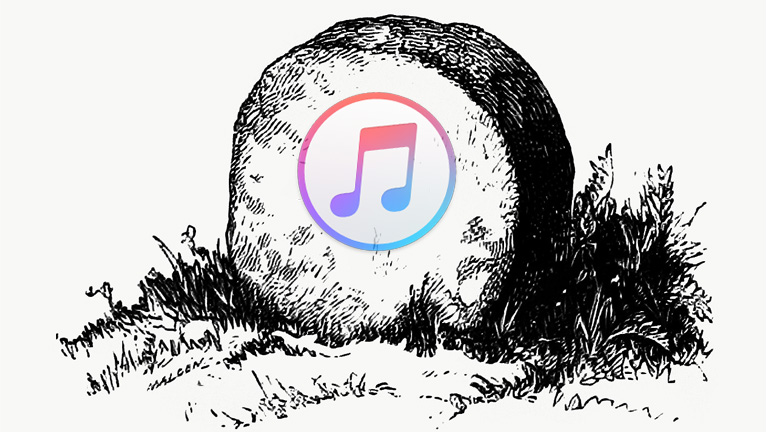 Apple mort iTunes