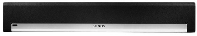 la barre de son playbar de sonos du style un son. Black Bedroom Furniture Sets. Home Design Ideas