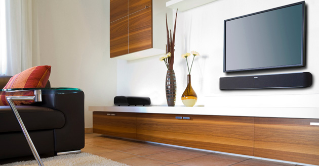 ensemble de barre de son et subwoofer pour une meilleure. Black Bedroom Furniture Sets. Home Design Ideas