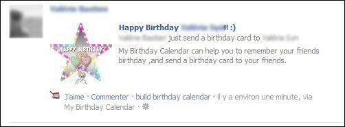 message veille anniversaire