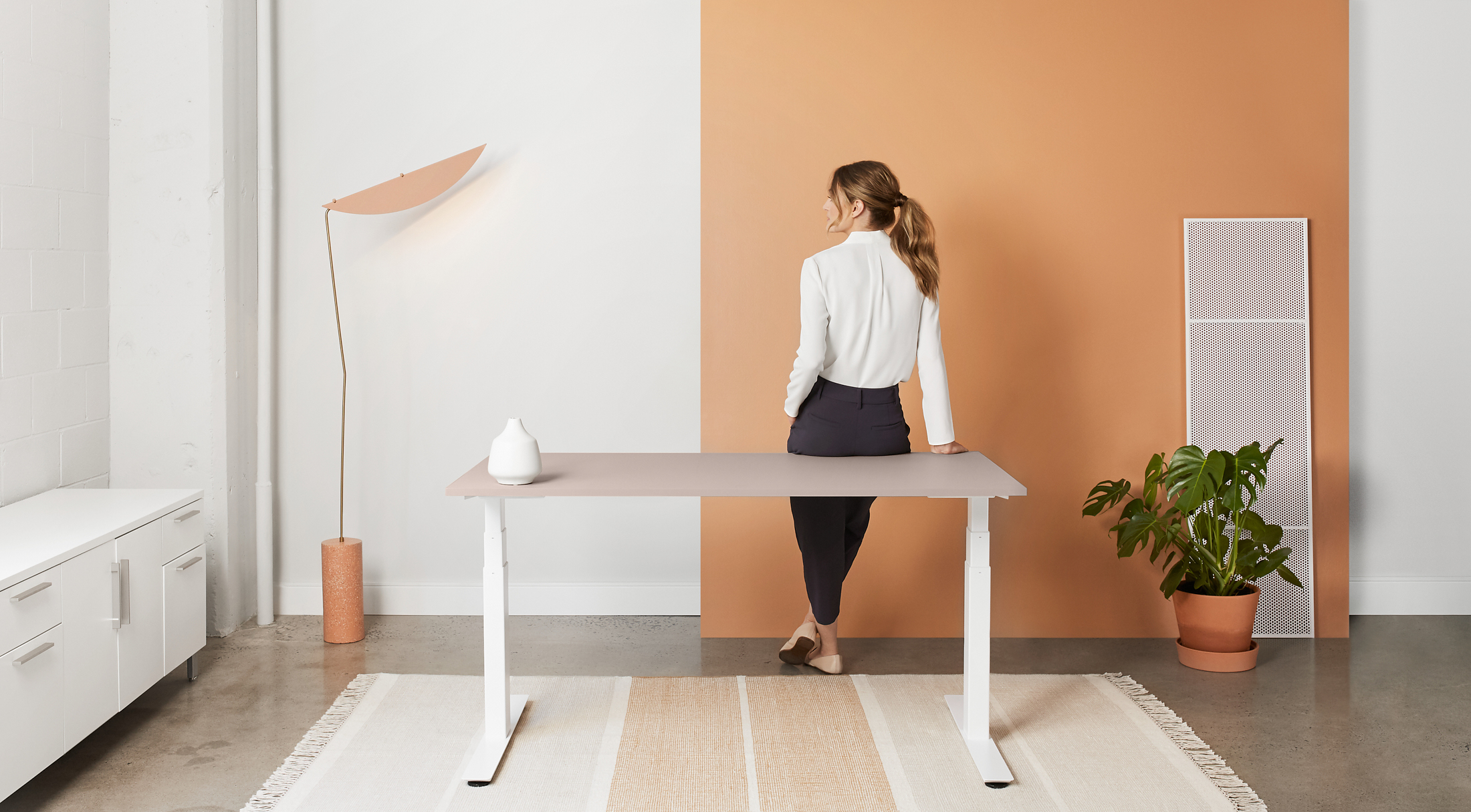Ergonofis bureau ajustable Shift 2.0
