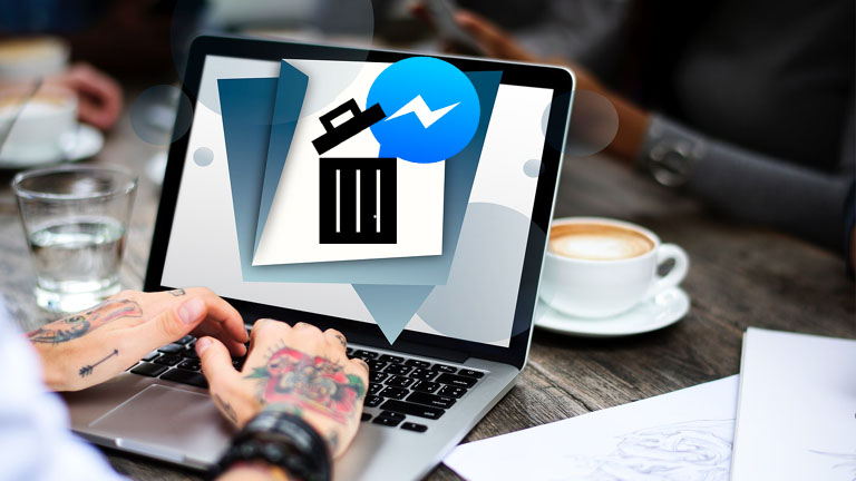 Facebook Messenger extension Chrome Delete All Messages