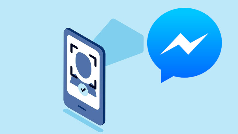 Facebook Messenger application mobile verrouiller application Android iOS