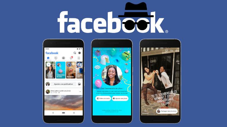 Facebook confidentialité story masquer à des amis