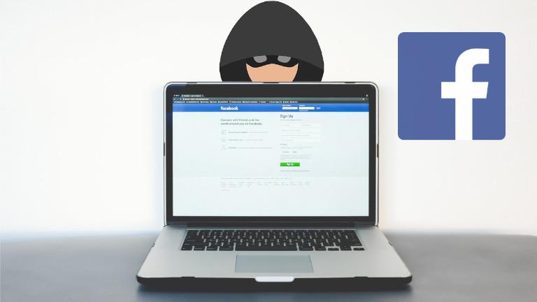 Facebook hameçonnage faux message page Facebook entreprise personnalité