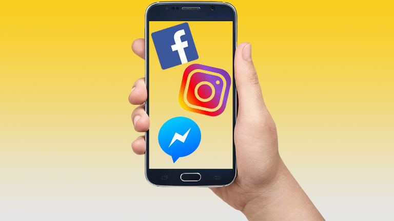 Faille application mobile Facebook Messenger Instagram