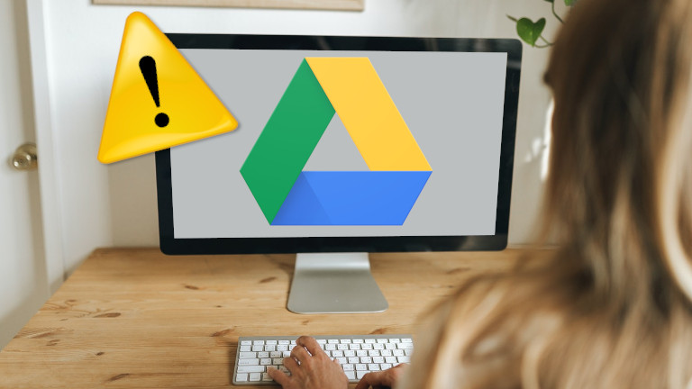 Google Drive faille partage fichiers modification version