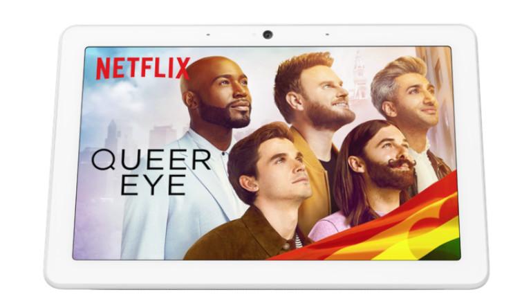 Netflix dispo sur Google Nest Hub et Nest Hub Max ? C'est fait