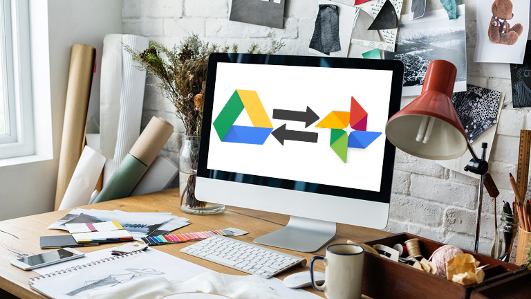 Google fin synchronisation automatique Google Drive Google Photos