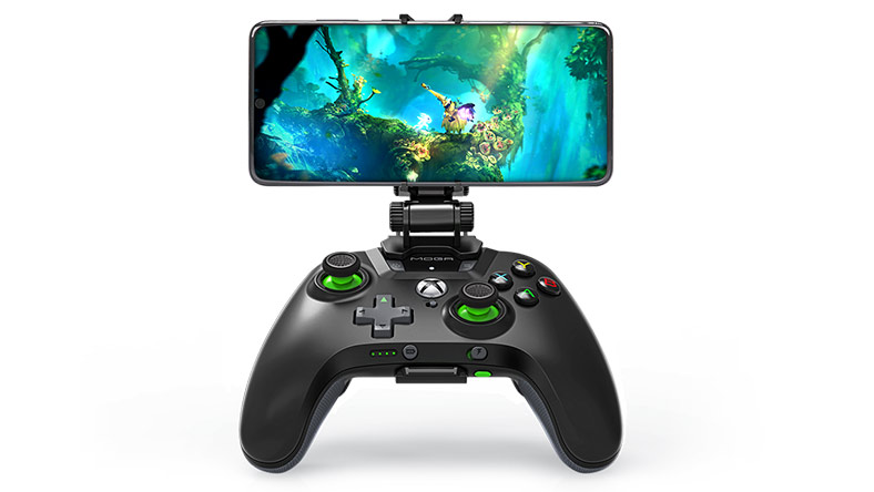 Xbox Game Pass Ultimate manette Xbox téléphone Android