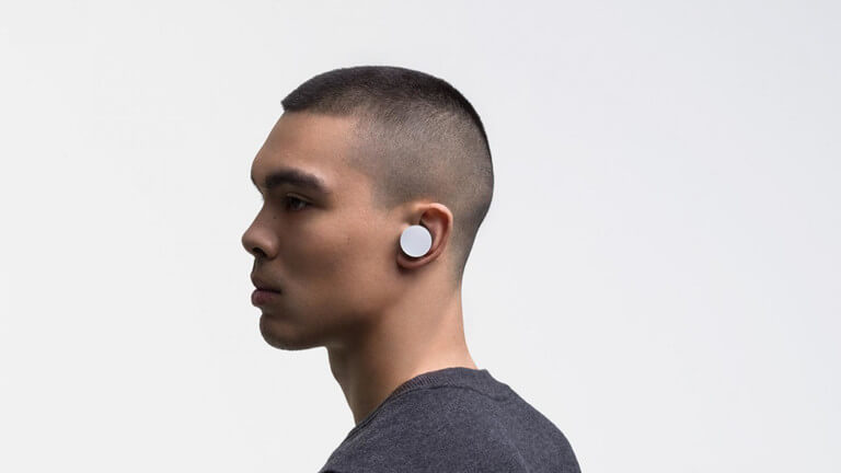 Surface Earbuds Microsoft écouteurs Bluetooth