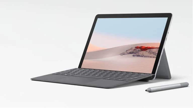 Microsoft Surface Go 2 tablette ordinateur