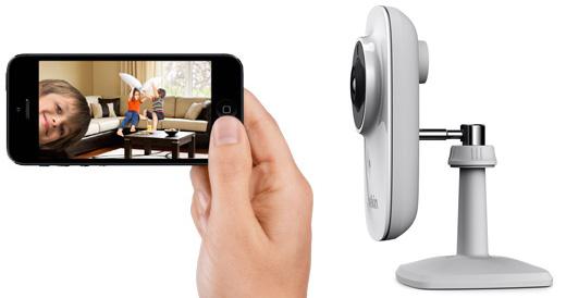 Sur mobile, consulter vos caméras de surveillance à distance