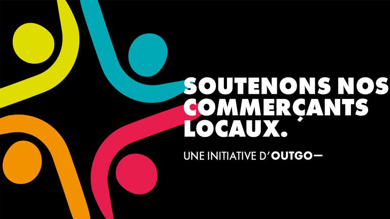 Outgo achat local Québec carte cadeau