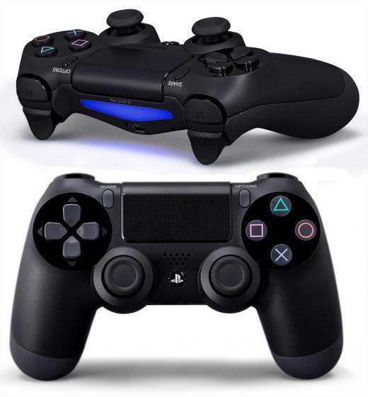 Les conference E3 PS4-DualShock4