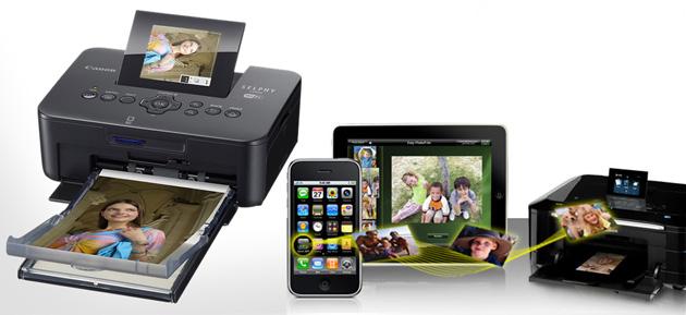 imprimante portative wi fi pour imprimer les photos de votre t l phone. Black Bedroom Furniture Sets. Home Design Ideas