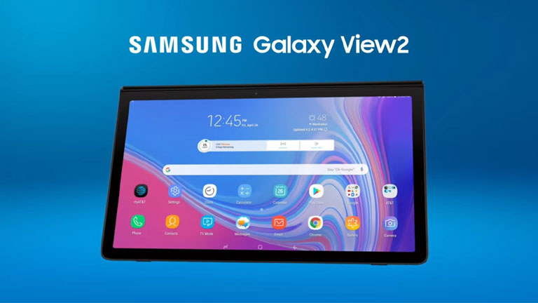 Smasung Galaxy View 2 tablette 17,3 pouces