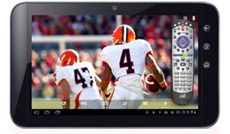 Slingbox tablette