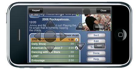 Slingbox iPhone