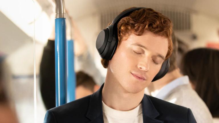 Sony casque d'écoute WH-1000XM4 réduction de bruit