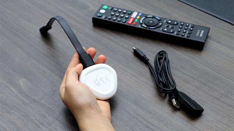 TVFix appareil diffusion remplace câble arnaque fraude