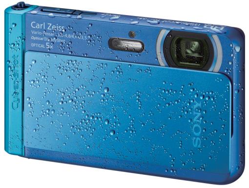 un appareil photo de sony pour prendre des photos sous l 39 eau. Black Bedroom Furniture Sets. Home Design Ideas