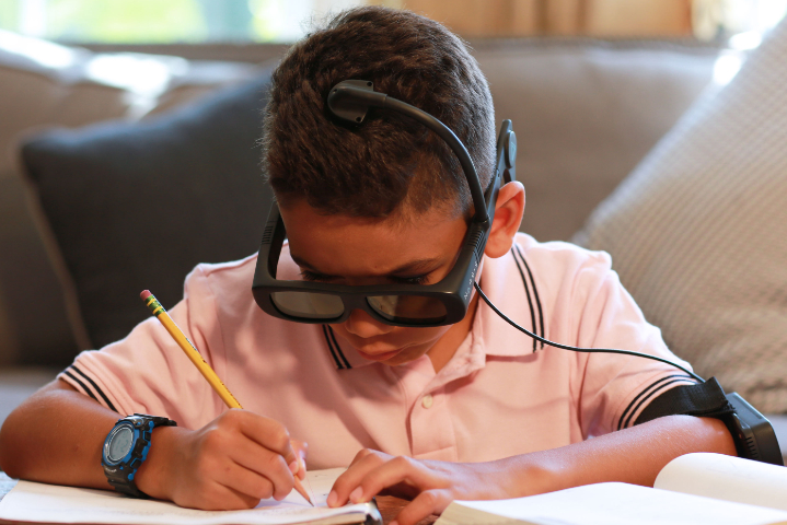 Travailler avec le système Narbis permet aux gens ayant un TDAH d'améliorer leur concentration sans médication