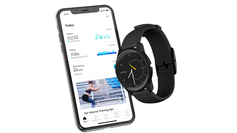 Withings Move motnre intelligente personnalisable bas prix