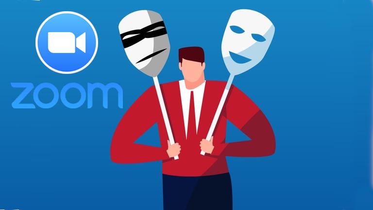 Zoom fausse version pirate informatique malware