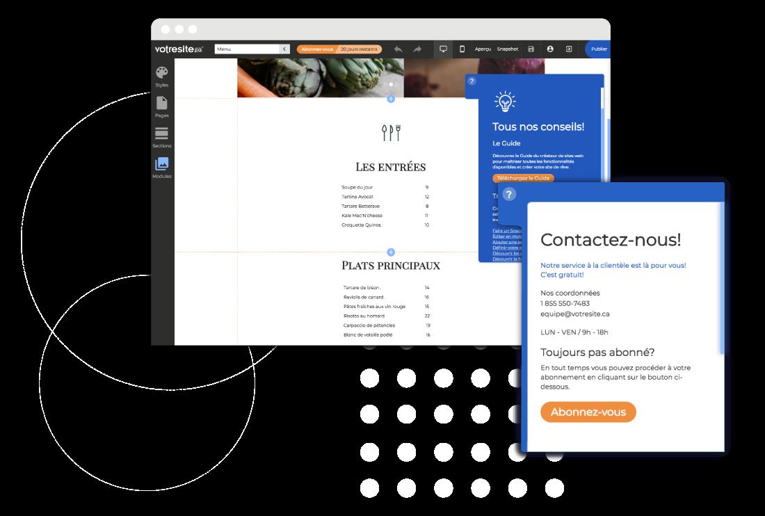 Createur De Site Internet créez facilement votre site web avec le nouveau créateur de