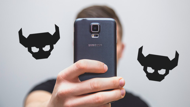 27 applications Android malware photos