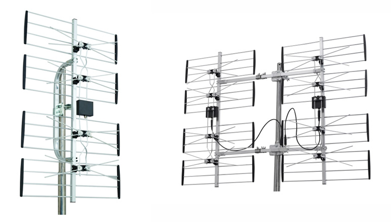Antennes numériques HD extérieures