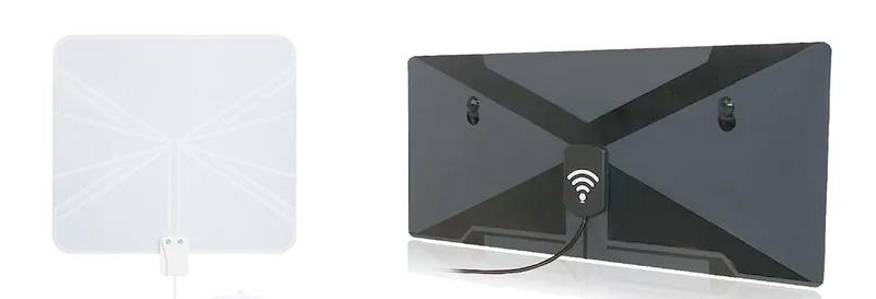 Antennes numériques HD intérieures