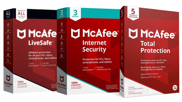 Antivirus McAfee 2019