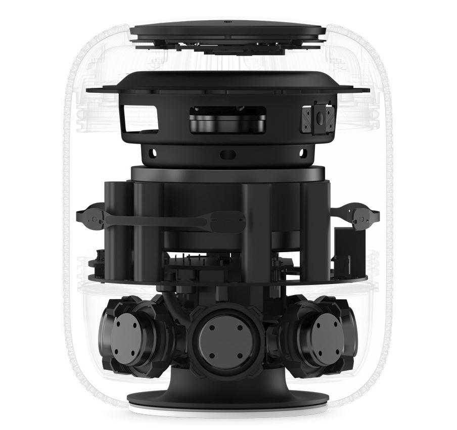 tout savoir sur le haut parleur homepod d 39 apple. Black Bedroom Furniture Sets. Home Design Ideas