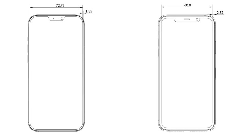 iPhone 12 Pro Apple rumeurs Face ID