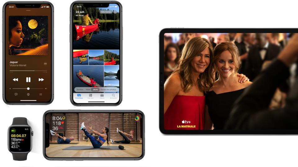 Apple One abonnement iPhone iPad