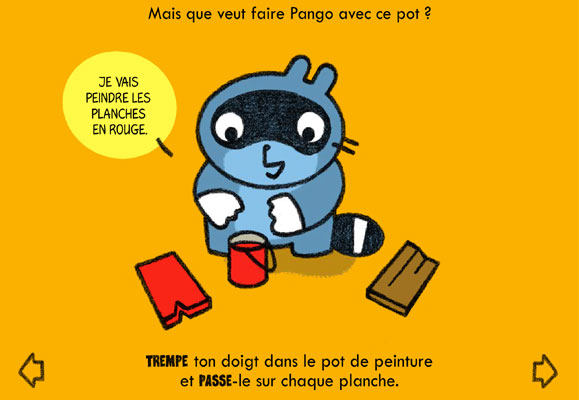 PANGO IPHONE TÉLÉCHARGER POUR