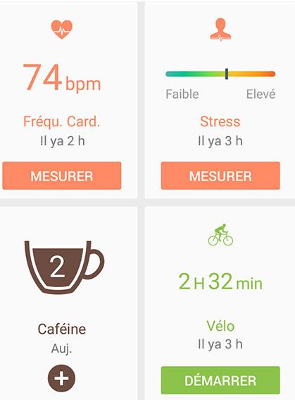 bougez plus mangez mieux et dormez plus avec cette app. Black Bedroom Furniture Sets. Home Design Ideas
