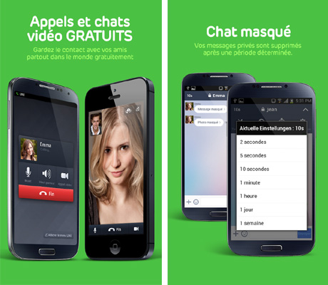 application de rencontre gratuite pour BB