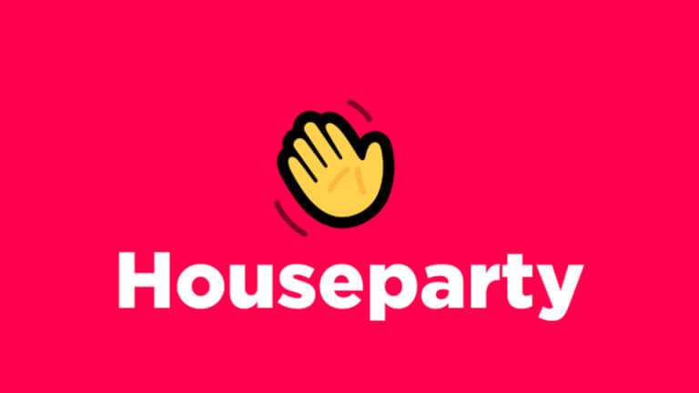 application mobile houseparty