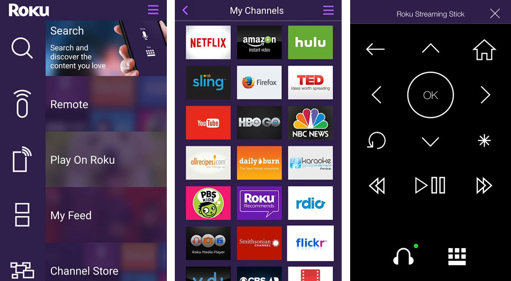 how to play spotify on roku