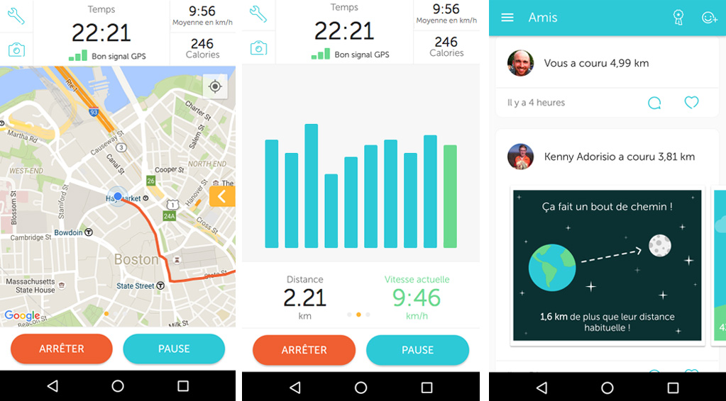 Application Runkeeper